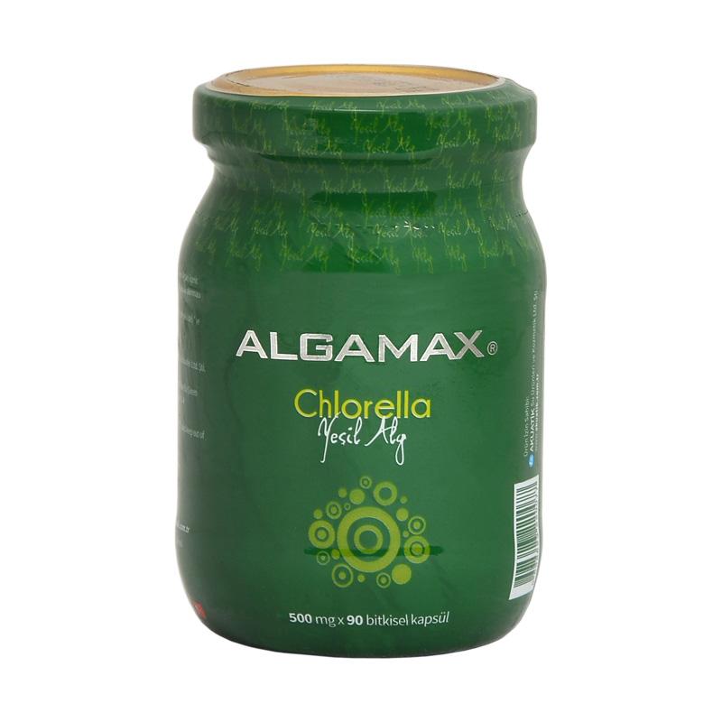 ALGAMAX Chlorella Klorella Yosun